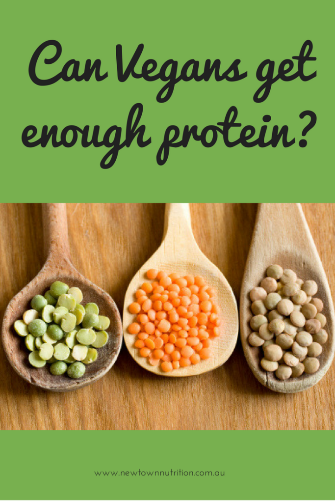 Can Vegans get enough protein