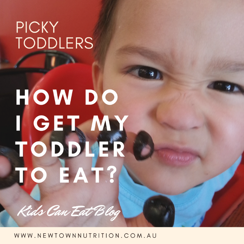 Picky toddler How do I get my toddler to eat