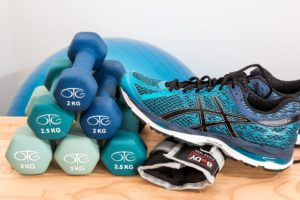 Regular exercise can improve symptoms of IBS
