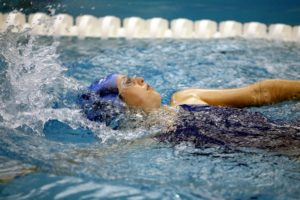 Swimming is a popular exercise for people with IBS