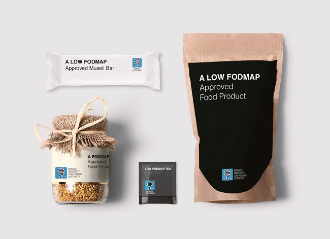 Low FODMAP approved food products - FODMAP phone app review